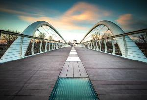Szever Sebastian: Tiszavirág híd
