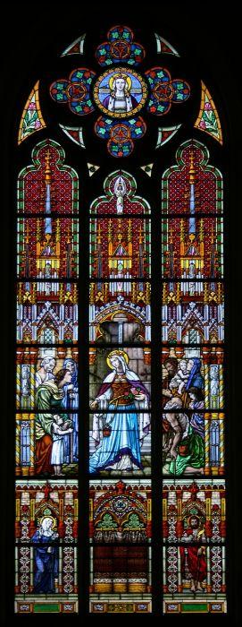 SELMECZI LEVENTE: Templomablak (sorozat)