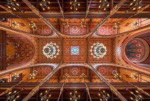 Rajkai Péter: Európa legnagyobb zsinagógája (sorozat)