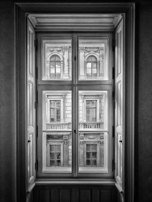 Gazdag Ádám: Ablakok ablaka