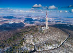 Csák István: Pécsi TV-torony