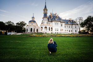 Ihász Ingrid: A kastély apró hercegnője (sorozat)