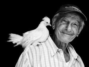 Trevisán Fanni: Arcok feketén-fehéren (sorozat)