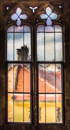 Farkas Imre: Soproni ablakok (sorozat)