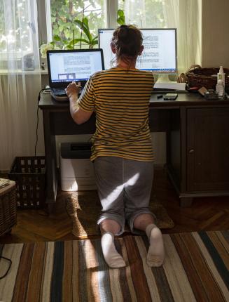 Tóth László: Home office 5/10