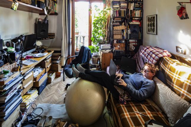 Tóth László: Home office 7/10